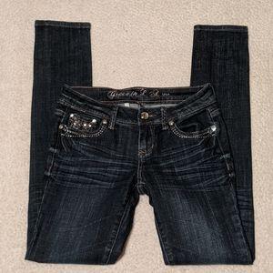 Grace L.A. Skinny Jeans sz 25